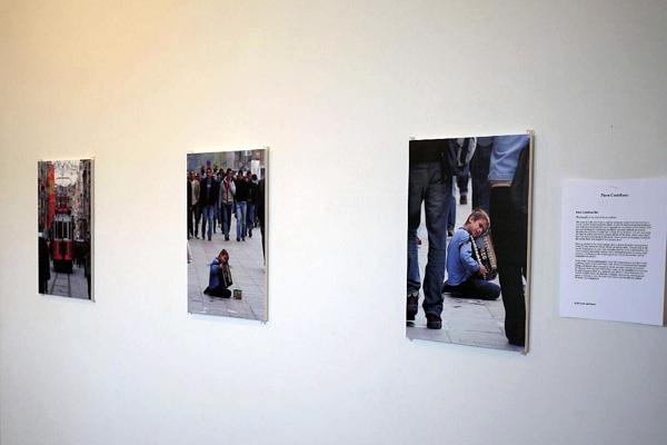 """Born Brave"" 2011, New York, USA"