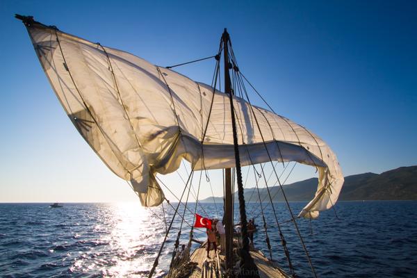 ancient sail