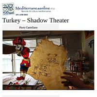 Shadow Theater in Turkey
