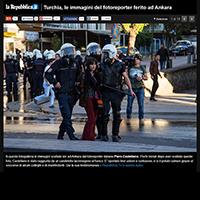 Gezi anniversary