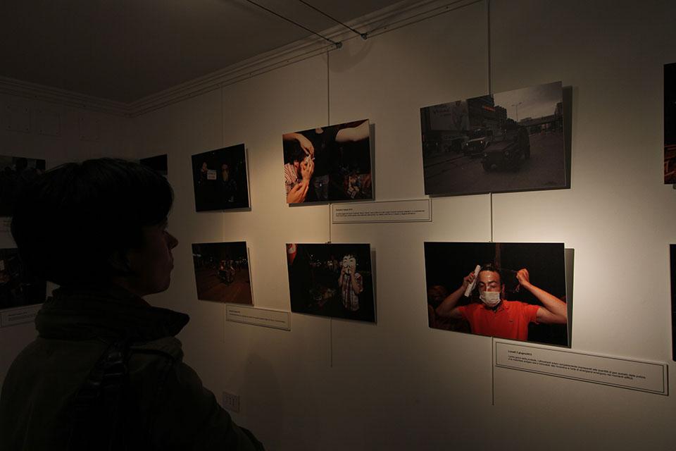 My photos at Galleria Minelli, Venice, Italy