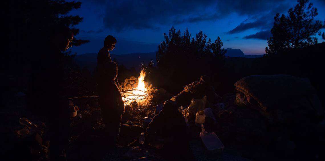 Campfire tale
