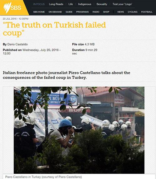 """The truth on Turkish failed coup"""