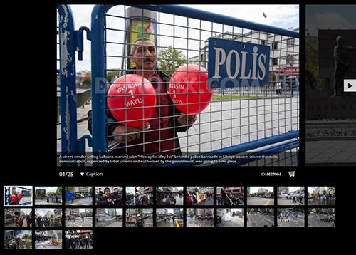 Bans and protests mark Turkey's May 1